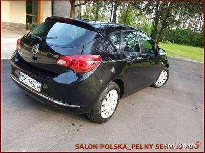używany Opel Astra 1.4dm 101KM 2014r. 169 000km