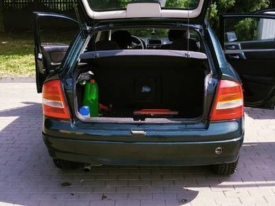 używany Opel Astra II G 1.8 benzyna + gaz B+G