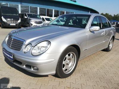 używany Mercedes 200 Klasa E W211kompresor, Oryginał
