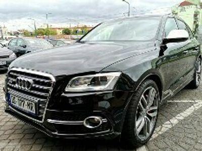 używany Audi SQ5 I (8R) 3.0 TDI BiTurbo Quattro 313kM Automat Exclusive