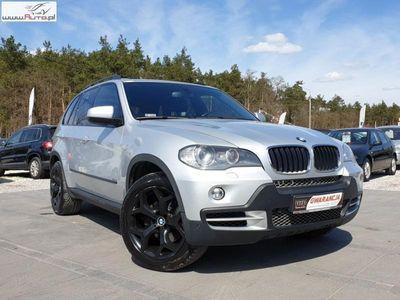 used BMW X5 3dm3 235KM 2007r. 178 000km 3,0xd 235KM ShadowLine/HeadUp/BiXenon/KeyLessGo/Navi Serwis GwArAnCjA