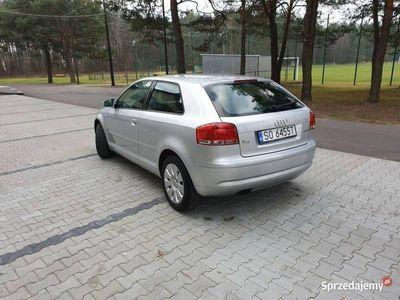 używany Audi A3 1.9dm 105KM 2006r. 274 000km