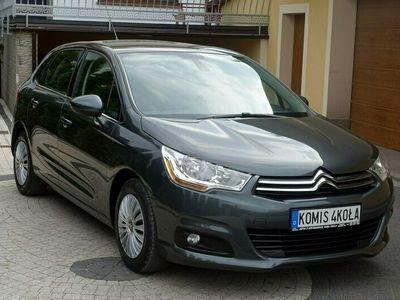 używany Citroën C4 1.6dm 120KM 2013r. 141 000km