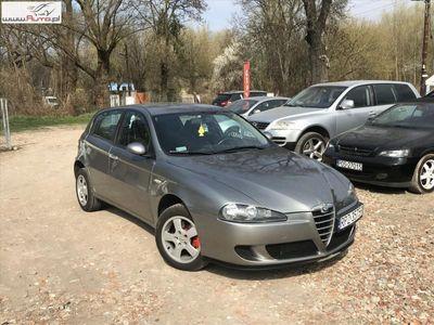 gebraucht Alfa Romeo 147 1.6dm3 120KM 2005r. 220 000km 11.2005 po Liftingu 1.6 benzyna 120km 5 drzwi Piękna ! Możl Zamiana