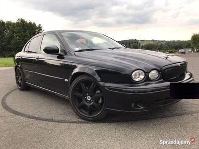 używany Jaguar X-type 2.5 V6 LPG 4x4