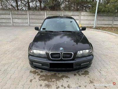 używany BMW 318 E46 i LPG