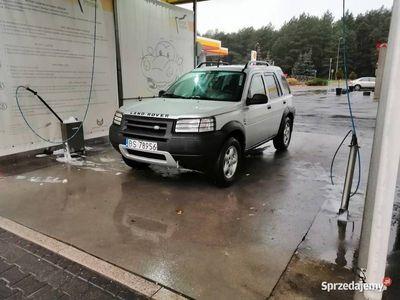 używany Land Rover Freelander ES4X4 2002r po Dużym SERWISIE 4X4 2szt