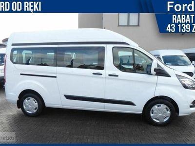 używany Ford Custom TransitMCA 130Km Trend Kombi L2 Wysoki Dach !! Kamera !! Extra Cena !!, Chorzów