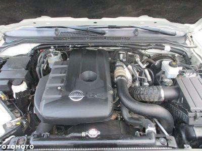 używany Nissan Navara
