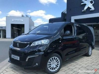 używany Peugeot Traveller Business 2,0 180km Automat Long Nawigacja 9 osobowe Nista rata 1122zł