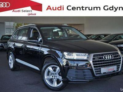 używany Audi Q7 S line, Salon Polska, Alcantara, Kamera, Navigation PLUS