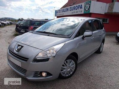 używany Peugeot 5008 ekonomiczny silnik / 6 biegów / bluetooth /