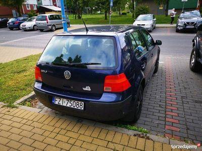 używany VW Golf IV za 2500!