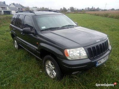używany Jeep Grand Cherokee Limited SPRZEDANY
