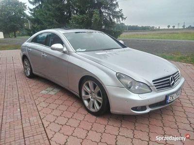 używany Mercedes CLS500 BENZYNA 306KM Pneumatyka 300KM Okazja