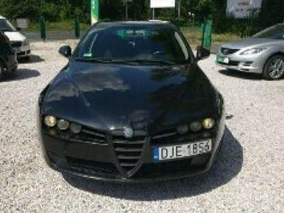używany Alfa Romeo 159 Klimatyzacja zarejestrowana