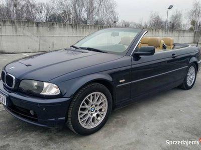 używany BMW 325 Cabriolet ci e46 Warszawa