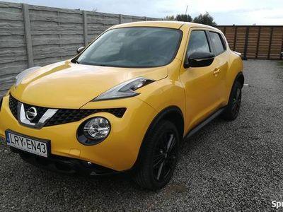 używany Nissan Juke 1.2 turbo benzyna N Connecta gwarancja do maja