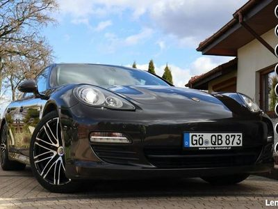 używany Porsche Panamera 3.6 V6 ## ALUFELGI 20 CALI OPONY BDB STANIE ## 100% sprawny