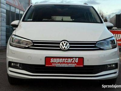 używany VW Touran 2.0 TDI / 150KM / Highline / LED / Salon