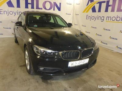 używany BMW 320 GT3 i xDrive 184KM Navigacja Klimatronik automat Sal