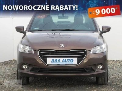 używany Peugeot 301  Salon Polska, VAT 23%, Klima, Tempomat, Piaseczno