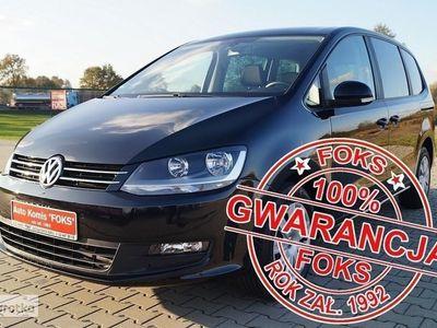 używany VW Sharan 2dm 140KM 2013r. 182 000km