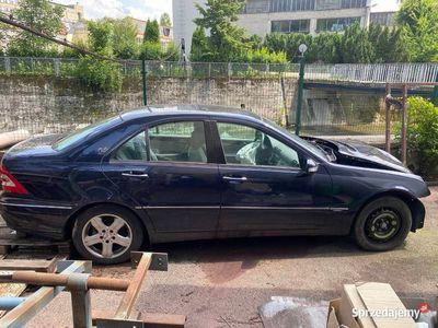 używany Mercedes C280 w203V6 3.0(benzyna)