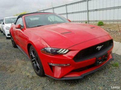 używany Ford Mustang 2.3 benz. 310 KM autom. 07/2018