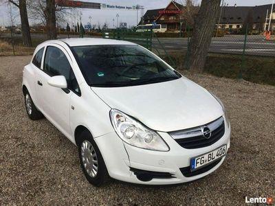 używany Opel Corsa 1dm 60KM 2009r. 126 948km