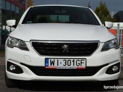 używany Peugeot 301 1.6dm 115KM 2017r. 105 300km