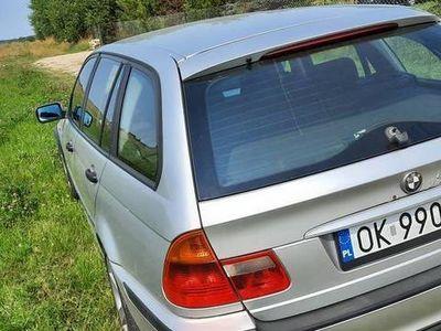 używany BMW 320 e46 polift kombi d