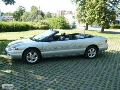 używany Chrysler Stratus I LX 2.0 Cabrio