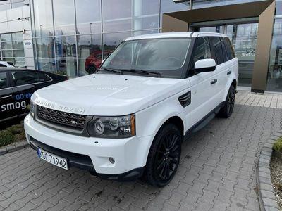 używany Land Rover Range Rover Sport RANGE ROVER SPORT 3.0 245KM Wersja wyposaze 3.0 245KM Wersja wyposaze
