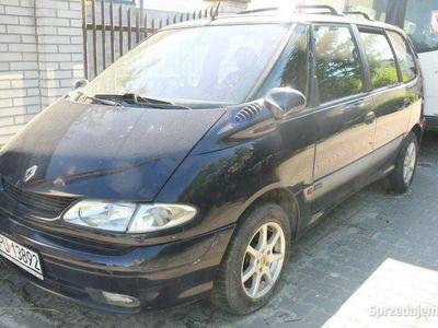 używany Renault Espace 1,9 DTi (nie DCI)