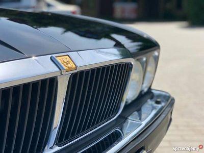 używany Jaguar XJ12 6.0 V12XJ81 KLASYK ZAMIANA