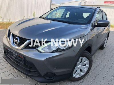 używany Nissan Qashqai 1.5dm 110KM 2017r. 7 320km