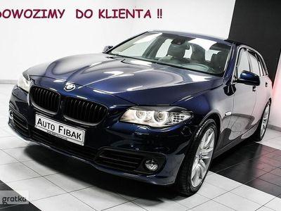 używany BMW 520 SERIA 5Klimatronic Aktywny tempomat Automat Led Navi Free hend