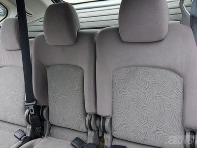 używany Nissan Almera Tino ALMERA TINO FUNKCJONALE AUTO Z LPGFUNKCJONALE AUTO Z LPG