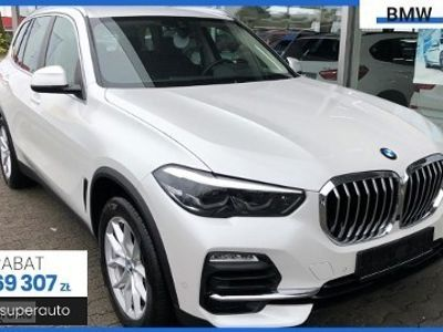 używany BMW X5 G05 3.0 xDrive30d (265KM) | Zarezerwuj samochód już dzisiaj!