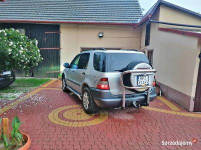 używany Mercedes ML320 LPG, gaz