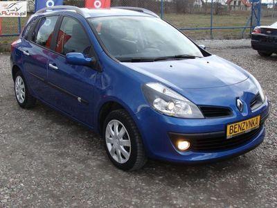 gebraucht Renault Clio Clio 1.2dm3 75KM 2008r. 48 438km 48 TKm!!3*Świeżo z Niemiec*Opłacony*KLIma