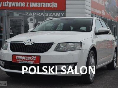 używany Skoda Octavia Octavia IIIStyle, Serwis ASO, FV23%, Polski salon, bezwypadkowa,G, Długołęka