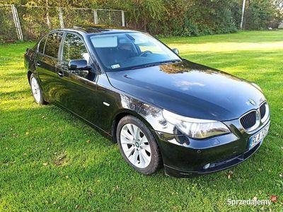 używany BMW 525 E60 i 2.5 177 km Manual LPG