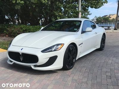 używany Maserati Granturismo