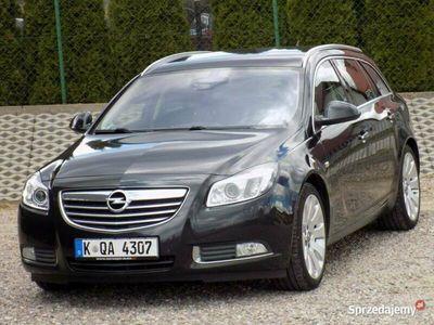 używany Opel Insignia COSMO 160KM 4x4 Navi Bixenon Led Skora A (2008-2017)