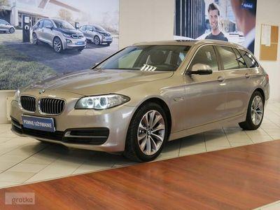 używany BMW 520 SERIA 5 520 d aut Salon PL 1wł. Gwarancja