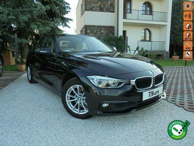 używany BMW 318 2dm 150KM 2017r. 85 000km