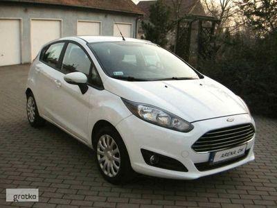 używany Ford Fiesta VI salon Polska ASO FV 23% Netto cena