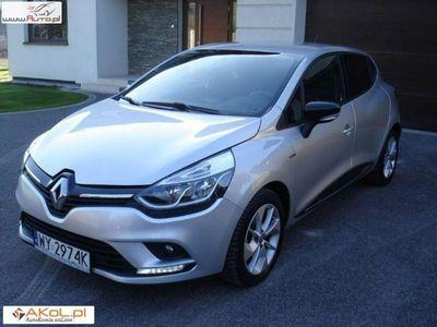 używany Renault Clio 0.9dm3 90KM 2017r. 11 000km Salon Polska,1 własciciel ,Limited,Navi